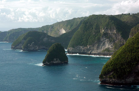 Nusa Penida named conservation area